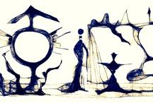 Disegni Miei / Arte grafica estemporanea.