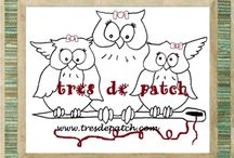 Patch / Tres de patch and more! http://tresdepatch.com/