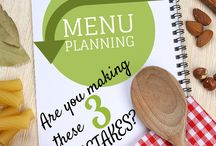 Meal Planning / by Sloane Young