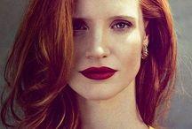 Rote Haare Schauspielerinnen