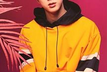 Jin from BTS