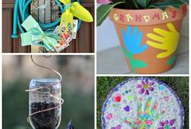 Grandparent craft ideas