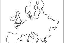 Kontynenty -Europa