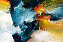 Favorite Abstract Art / My favorite paintings
