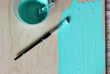 chalk board paint make your own
