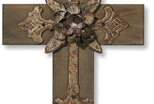 Crosses / by Kathy Kramer