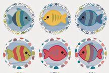 Sala peixinhos
