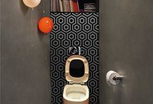 Toaleta, łazienka