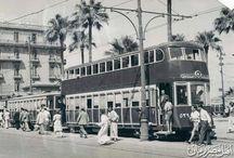 Alexandria, 1940s.