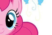 Pinkie Pie MLP EG