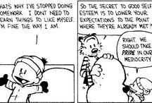 Comics that make a point