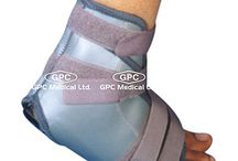 Knee Splints | Dynamic Knee Splint / Knee Splints: GPC Medical Ltd. - Exporter, Manufacturers & Supplier of Knee Splints from India. We offer dynamic knee splint in standard design & size as per international standards. Visit us online for ankle brace, elastic knee support, elastic tubular anklet etc.