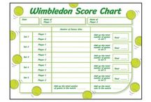 Wimbledon / Wimbledon themed activities and crafts for children to complete! Visit iChild.co.uk for thousands more themed activities for children aged 0 - 11 years. / by iChild.co.uk