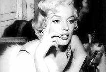Marilyn Monroe / by Ashley Mars