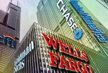 MegaBanks Becoming More Too Big To Fail…