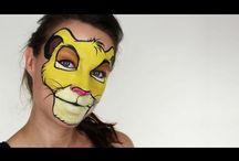 Makeup ideas face paint