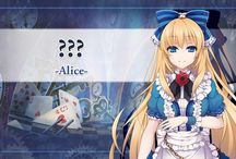 Shall we date? Lost Alice - Everns/Groups/Characters