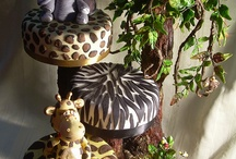 Cakes / by Diana Wilson