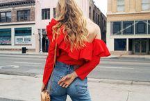 Rock it in red ❤️