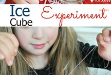 Experiments for kids