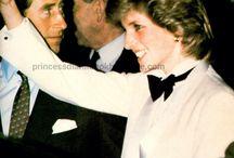 29 February 1984 Genesis Concert Birmingham / Princess Diana