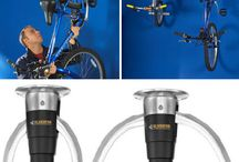 Bicikli tartó