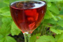 Strawberry Wine, Rose Petal Wine