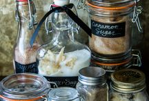 Jedzenie - sosy i przyprawy