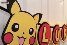 Cumpleaños Pokemon
