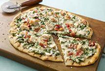Recipes: Pizza / Pizza recipes
