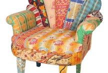 Sedie, poltrone e divani