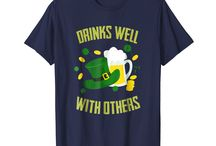 Funny Drinks Well / This board is for all people who loves to celebrate St.Patty's Day.