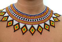 Embera Wayuu collares