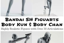 Articulated Figures