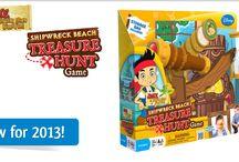 Disney Jake and the Neverland Pirates / Disney Jake and the Neverland Pirates Games!