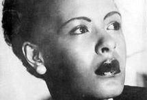 Billie Holiday xo / by Glaucia Desrochers