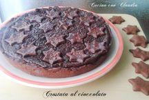 Le mie Ricette dolci-Mis recetas dulces 2016