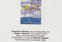 """""""Cuentos para nietos"""" Libro presentado como antóloga / Libro de cuentos para niños entre tres y nueve años. Edita SADOP (Sindicato Argentino de Docentes Privados). Antóloga, Patricia Nasello"""