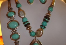 Things I love in turquoise :) / Turqoise love:)