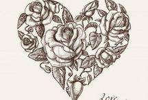 Obrazki - Serca, miłość / Love