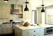 kitchens / by Patricia Bragg