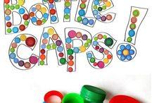 Bottle Caps Craft ~ Kreasi Tutup Botol Bekas & Ide Main