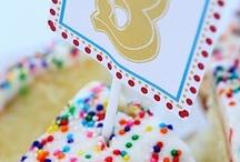 Carnival Birthday Party / by Jennifer Hossler Shearer