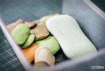 reciclados sabonetes