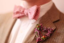 Boutonnieres  / by Ashley Alphin ( C & A Event Planning )