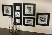 Picture frame walls / by Gina Smith