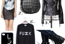 Grunge - Rock fashion