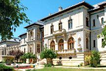 Tesori di Bucarest: Museo Nazionale Cotroceni - Palazzo Cotroceni / https://www.facebook.com/Una-guida-alla-bellezza-995401600529538/