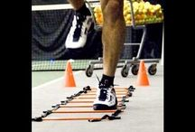 Tennis workout