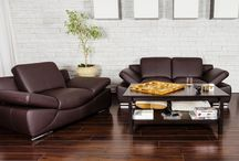 Supreme Collection - Elegant leather sofas and armchairs